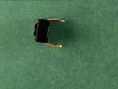 "Takamisawa Ts-6Man Spst Mom 1/4"" Sq Low Profile 4-Pin Dip Switch Quantity-100"