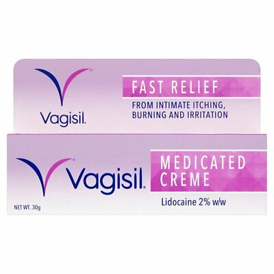 Vagisil Medicated Creme Lidocaine 2% - 30G