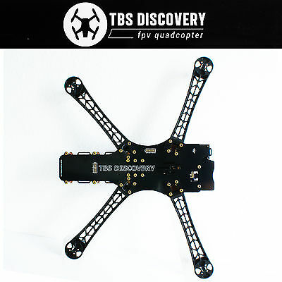 TBS DISCOVERY Quadrocopter Frame Quadcopter Multicopter DJI Spider