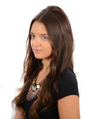 Hair Crown Hairpiece | Clip in Volume Hair Extensions | 10 Natural Shades