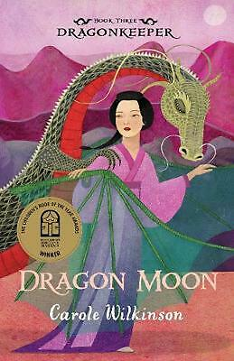 Dragon Moon by Carole Wilkinson Paperback Book Free Shipping!