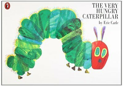 The Very Hungry Caterpillar - Eric Carle - BRAND NEW PB BOOK
