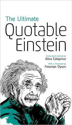 The Ultimate Quotable Einstein by Albert Einstein (English) Paperback Book Free