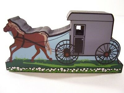 AMISH HORSE and CARRIAGE Mini - SHELIA'S COLLECTIBLE