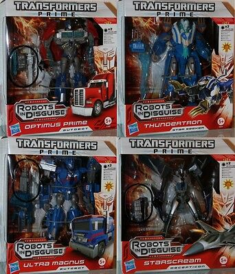 #11 TRANSFORMERS-Prime-Voyager-Robots in Disguise-LV2- Hasbro AUSSUCHEN: