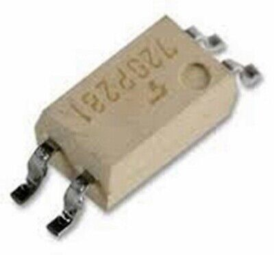 5x National Semiconductor OPTOCOUPLER TLP281
