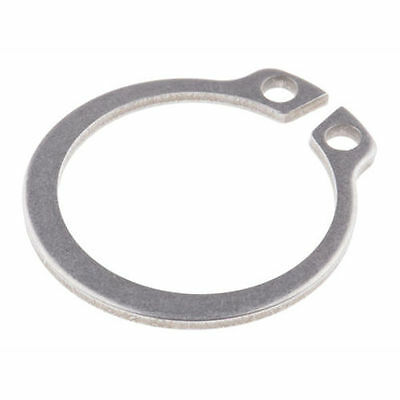Stainless Circlips 6mm - 35mm External