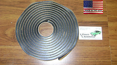 "Windshield Butyl Seal Install Tape 5/16""x15' Window Glass Front or Rear Gasket"