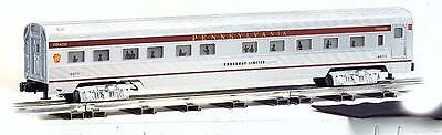 O-Williams/bachmann-43162-Pennsylvania Rr-72' Streamline 4 Car Passenger Set
