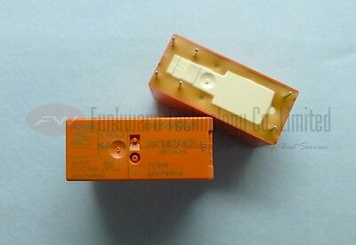 SCHRACK RT444024 General Purpose Relays DPST-NO 8 A 24VDC x 1pc