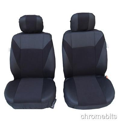 Quality Breathable 1+1 Pair of 2 Seat covers PEUGEOT 3008 107 301