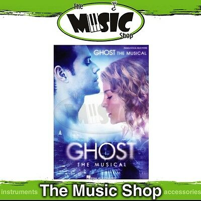 New Ghost the Musical Piano & Vocal Selections Music Book