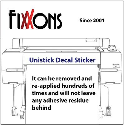 "Unistick FX100 Block Out - Eco-solvent 24"" x 50'"