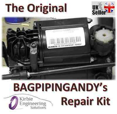 Audi Allroad Air Suspension Compressor Repair Kit