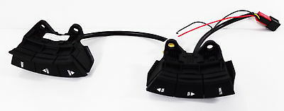 Genuine Holden New Black Radio buttons Suits VZ SS Commodore