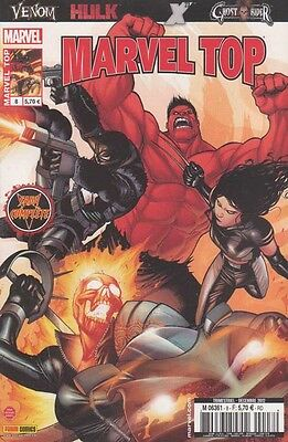 MARVEL TOP N° 8 Marvel France 2e série Panini COMICS