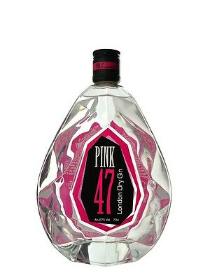 Pink 47 London Dry Gin 700ml