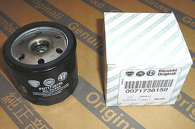 FIAT COUPE 2.0 20V TURBO & 2.0 20V IE N/A   New Genuine FIAT Oil Filter 71736159