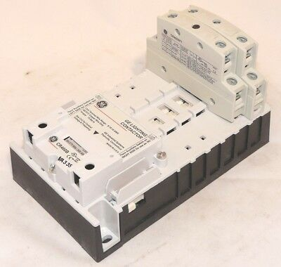 New GE CR463L11ASA 2 Pole 1 NO 1 NC 240v Electrically Held Lighting Contactor