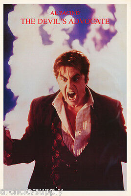 Poster : Movie Repro: Devil's Advocate - Al Pacino - Free Ship!   Lw5 Q