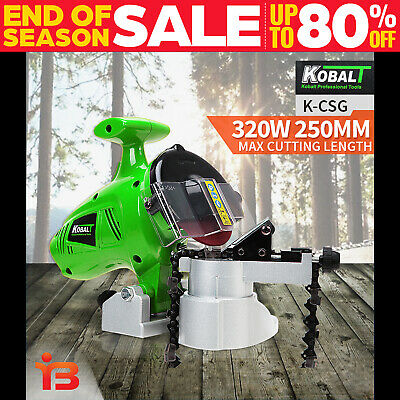 NEW 320W Chainsaw Sharpener Tools Chain Saw Electric Grinder Pro Tool