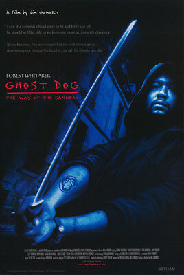 Poster : Movie Repro: Ghost Dog  - The Way Of The Samurai -  Free Ship -  Rc54 V