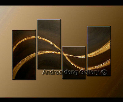 Large Modern Abstract Oil Painting Canvas Contemporary Wall Art Framed A1357