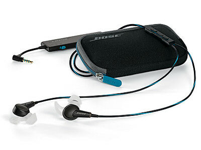 BOSE QuietComfort 20 QC20 Noise Cancelling Headphones Black- Samsung Devices.