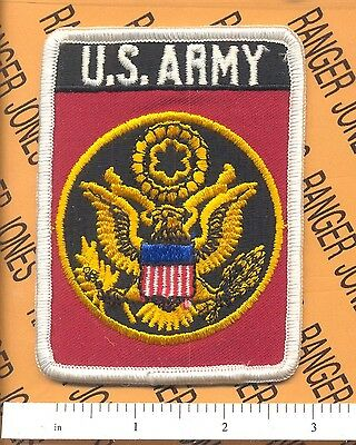 US Army Command pocket patch