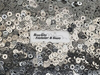 (50) M6 or 6mm  18-8 / A2 Stainless Steel Fender Washers Metric M6x18mm 50 pcs