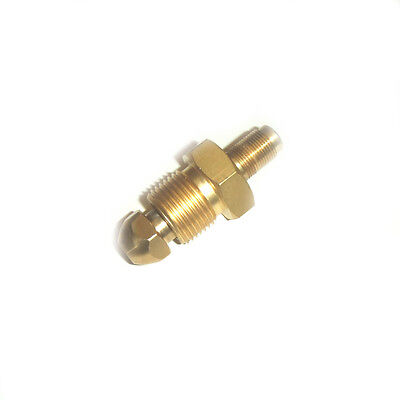 Argon or Oxygen Regulator Replacement Stem and Nut (B13)