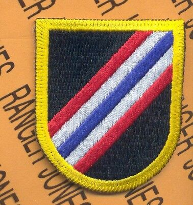 46th Special Forces Co Airborne Thailand flash patch