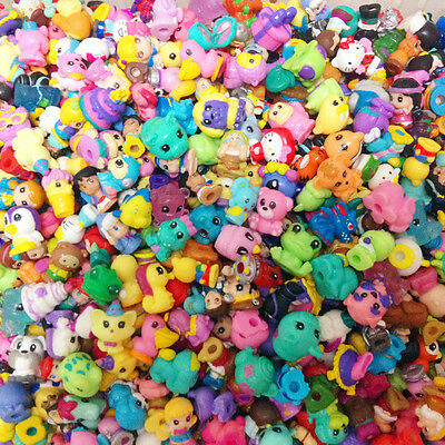 Squinkies Surprize Inside 50pcs Mixed Lot Without Bubbles Toys Gift for Kids US