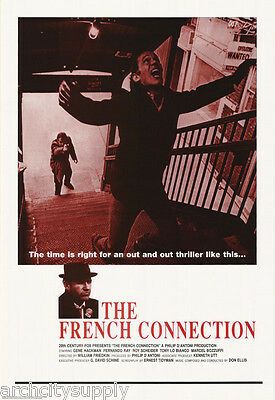 Poster :movie Repro: The French Connection Free Shipping -  Lw25 L