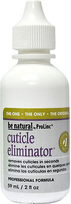 Be Natural Cuticle Eliminator - 2oz - 21250