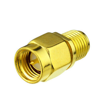 4pcs SMA male To RP-SMA female jack (plug pin) Straight RF connector Adapter