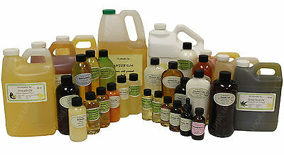 100% Organic Pure Natural Carrier Oils Cold Pressed 16 Oz To 1 Gallon Free Ship