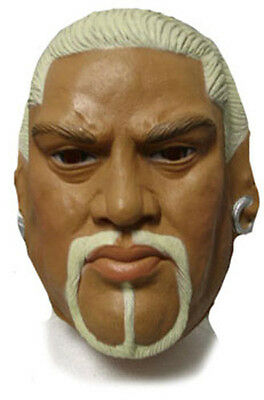 WWE Rikishi Halloween Costume Mask, WWF World Wrestling Entertainment