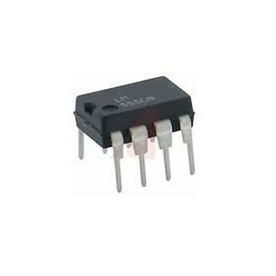 10x Texas Instruments LM555 LM555CN (IC TIMER) (8 pins DIP)