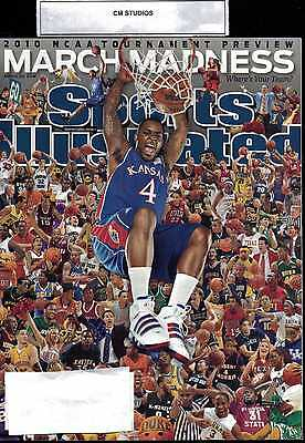 SI SPORTS ILLUSTRATED SHERRON COLLINS 03 MARCH 22 2010 10