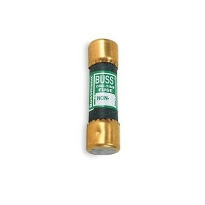 BUSS NON-15, Littelfuse Nln15, Ferraz Ot15, 15 Amp 250V  One-time Cartridge Fuse