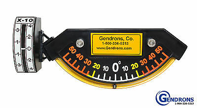 Degree Slope Meter Indicator, For Dozer, Grader, Caterpillar, John Deere, Volvo