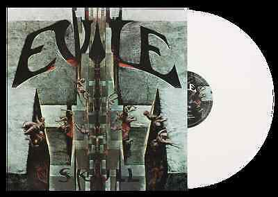 "Evile ""Skull"" White Vinyl - NEW & SEALED - Limited to 200 copies!"