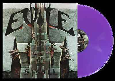 "Evile ""Skull"" Purple Vinyl - NEW & SEALED - Limited to 300 Copies!"
