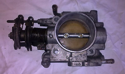 SUBARU - Newage WRX 2001-2003 - Complete Throttle Body