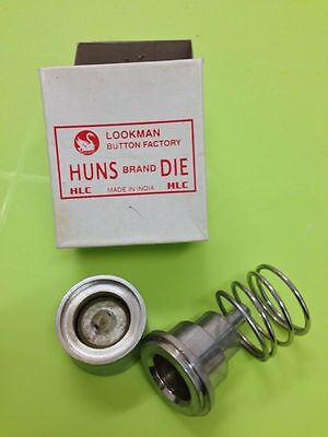 Dies For Button Cover Machine, Available In All Sizes ( Strong Metal Boby)