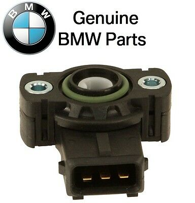 BMW E36 E39 E46 E85 E86 Throttle Position Switch Original Equipment 13637840383