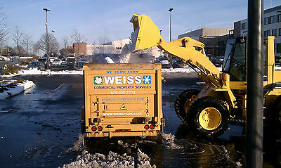 Snow Dragon Used Snow Melter SND900 Low Hours - Outstanding Condition
