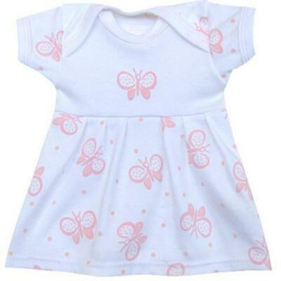 BabyPrem Premature Baby Dress Girls Preemie Dresses Clothes 1-3 3-5 5-7lbs