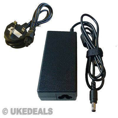 19V For Samsung Np-S3510 Np305V Np300V Laptop Adapter Charger + Lead Power Cord